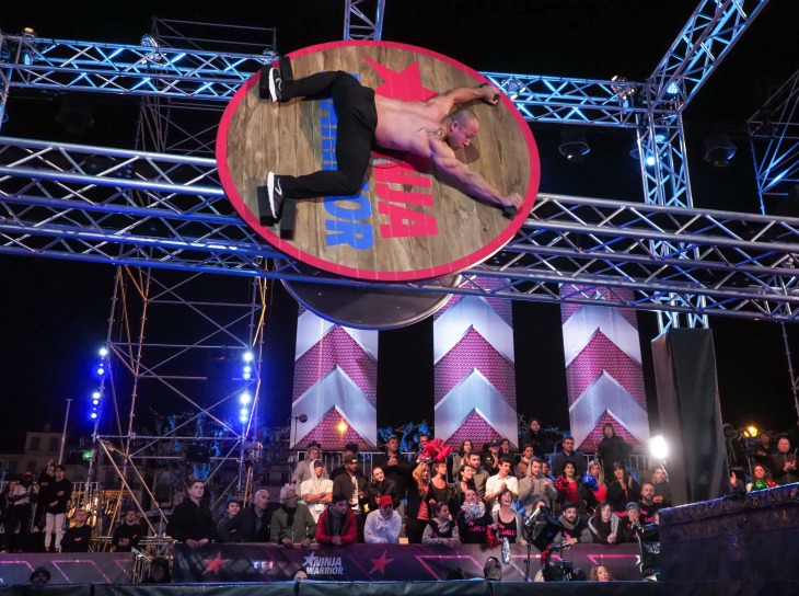 Ninja Warrior saison 2 - Prime 4. Cannes, France